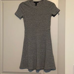Forever21 Sweater Fit&Flare Dress